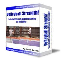 Quick volleyball players don't just train to get faster by doing agility and speed workouts. The keys to improving quickness involve increasing volleyball specific strength, stability, mobility...