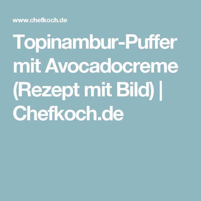 Topinambur-Puffer mit Avocadocreme (Rezept mit Bild) | Chefkoch.de
