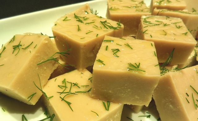 Turkish Pressed Fava Bean Puree - Delicious, Nutritious Appetizer