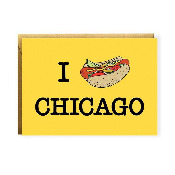 Chicago Hot Dog Near Union Station