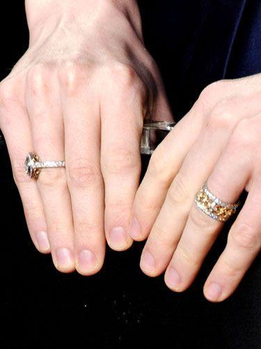 35 Best Celebrity Wedding Rings Images On Pinterest Celebrity Weddings Celebrity Engagement