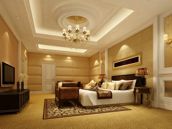 Bedroom 3D Design Amazing Inspiration Design