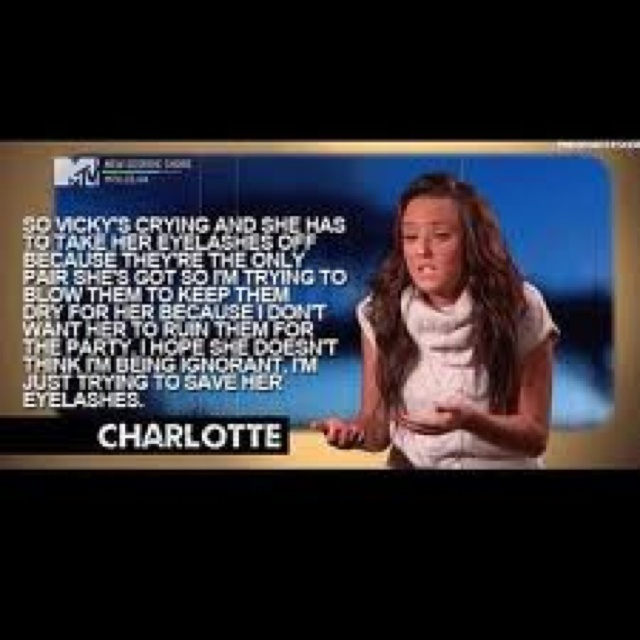 Geordie shore,sad how many young teenagers aspire to be like the idiots on reality tv nowadays