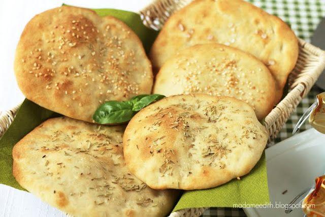 Hiszpańskie chlebki - Madame Edith