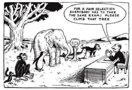 Waarom lesgeven niet zo simpel is als het lijkt ...