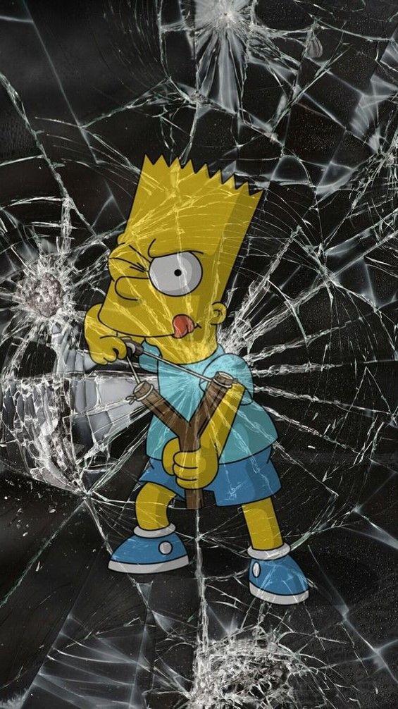 Pin de Feral Kid em The Simpsons em 2019 | Papeis de parede