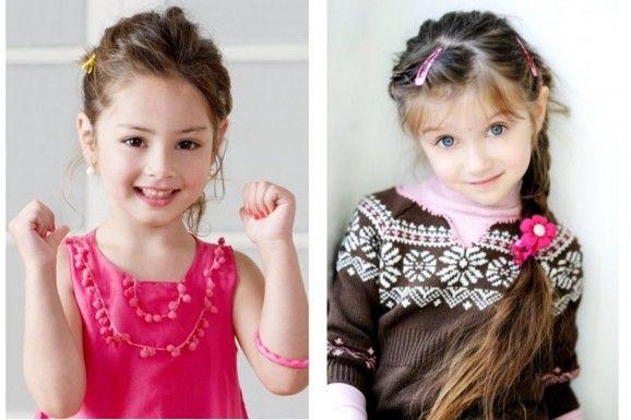 cute hairstyles of children hair as long ideas