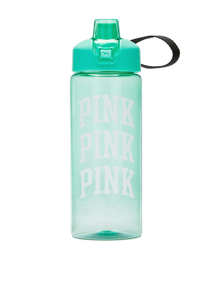 Collegiate Water Bottle - PINK - Victoria's Secret