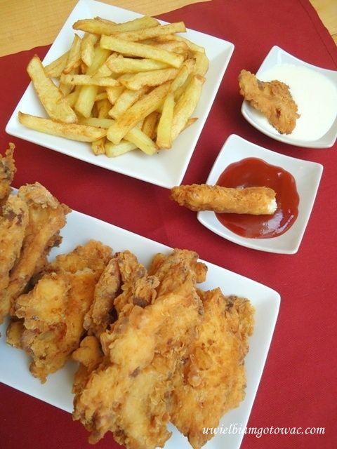 Stripsy KFC