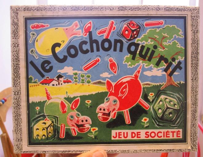 10 best images about vintage cochon qui rit on pinterest. Black Bedroom Furniture Sets. Home Design Ideas