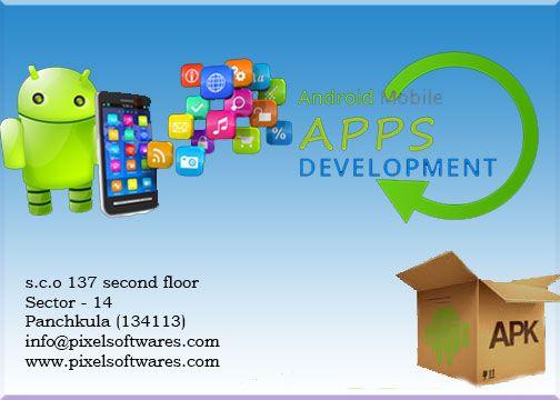 #android #app #development in #chandigarh #panchkula