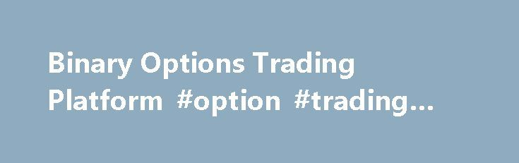 Options trading start time