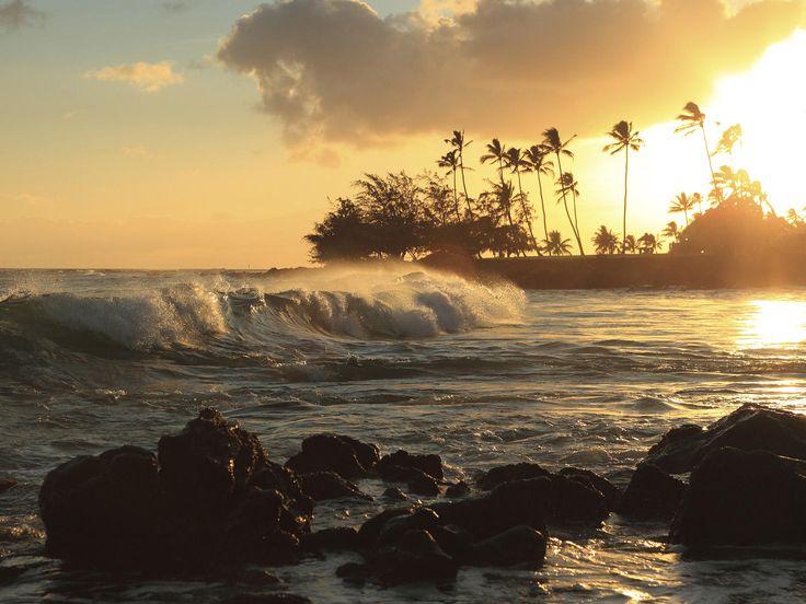 Poipu, Kauai: Hawaii Image, Favorite Places, Hawaii Travel, Islands Hawaii, Places I D, Hawaiian Sunsets, Sunsets Kauai, Kauai Hawaii, Hawaiian Aloha