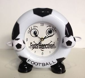 Orologio BIANCO NERO idea regalo tifoso calcio JUVENTUS | eBay