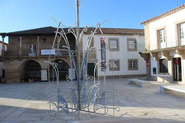 Miranda do Douro square