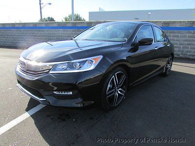 nice 2017 Honda Accord Sport CVT - For Sale View more at http://shipperscentral.com/wp/product/2017-honda-accord-sport-cvt-for-sale/