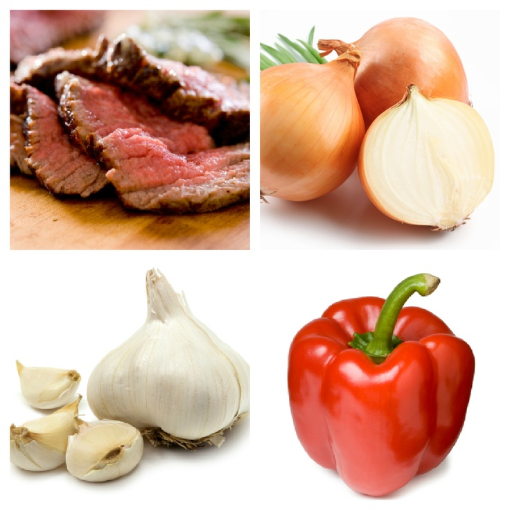 What would you make for dinner with these ingredients? We suggest Saucy Steak Fajitas! http://www.knorr.ca/recipes/detail/14532/1/saucy-steak-fajitas