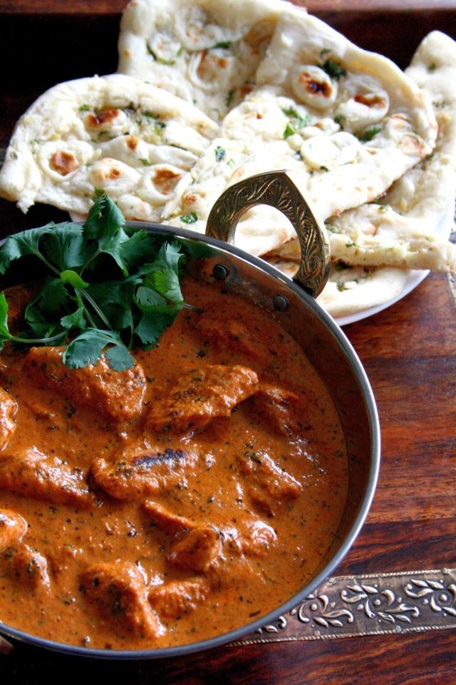 Chicken Tikka Masala. I have always wondered if this is good and still I've always wanted to try it:D