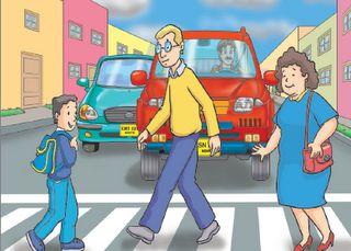 apprendre toutes les règles du code de la route de façon ludique et intéressante.