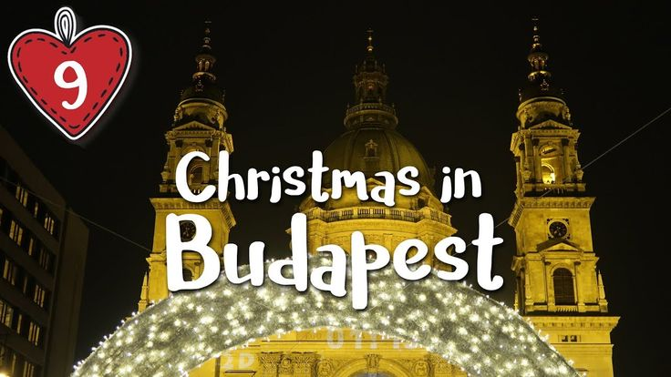 Vlogmas: Christmas in Budapest - I was lucky to be in Budapest at Christmastime and experience the way the city lights up and celebrates. There are Christmas markets all around the city and you can't help but bump into them as you're strolling around. In this video, I'll talk about the biggest and best two markets and where to go ice skating on what I hear is the biggest outdoor skating rink in Europe.
