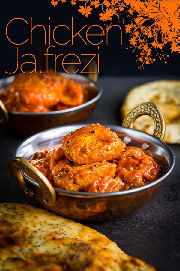 Pakistani Chicken Jalfrezi Curry Recipe Chicken Jalfrezi Recipe Curry Recipes Indian Curry Recipes