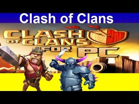 how to play clash of clans on pc without bluestacks 2017