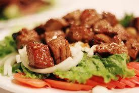 Bo Luc Lac (Vietnamese Shaken Beef)