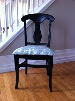 Love Dining Room Chair Redo