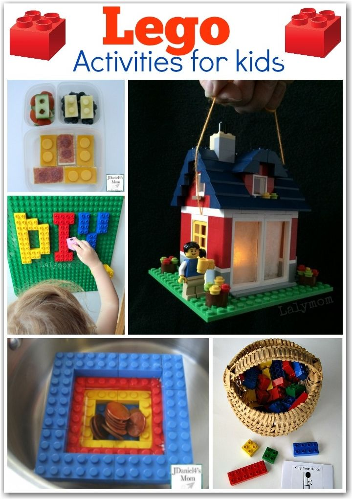 Fun lego activities for kids 420 best