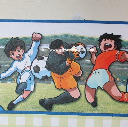 Jual Wallpaper Dinding Kamar Anak