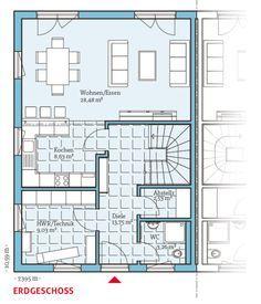 Fertighaus Doppelhaus 130