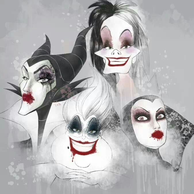 Disney Villains