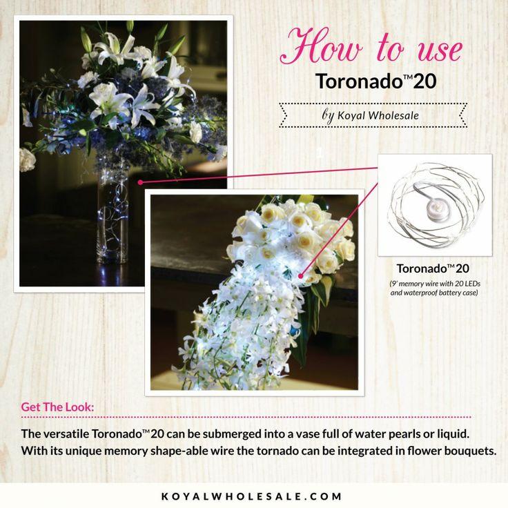 diy outdoor wedding lighting ideas%0A Toronado    LED Vine Light        Tornado LED Light    Wholesale Wedding  Supplies