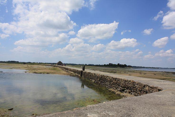 Commune de l'île d'Arz à Bretagne
