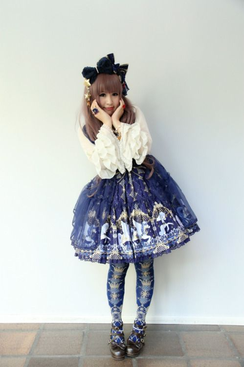 ✨✨ (Carousel skirt!)