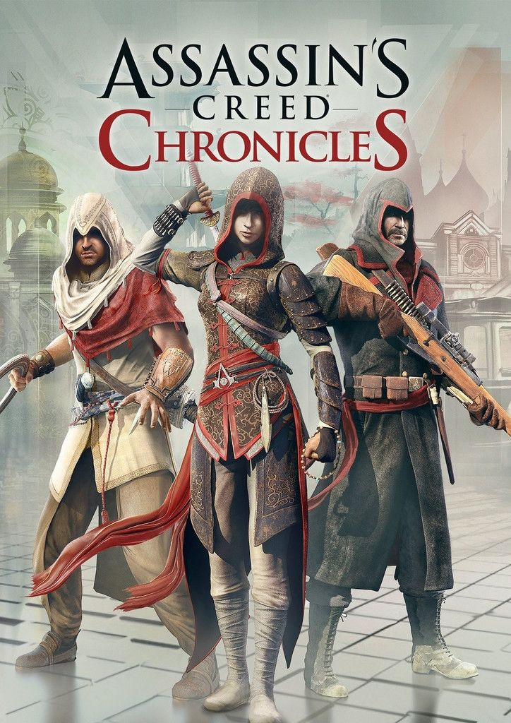 Assassin's Creed Chronicles Poster