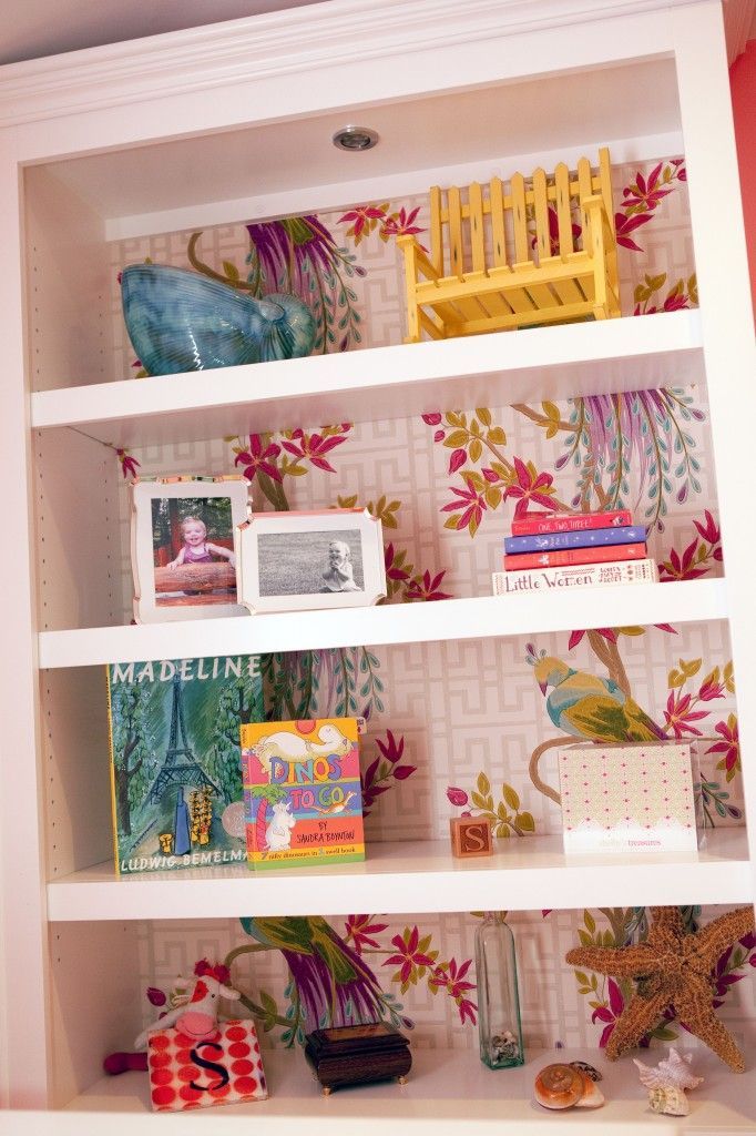 Design Reveal Bold and Bright Girlu0027s Nursery