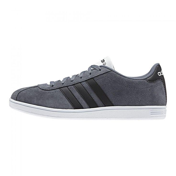 Adidas F38482 Gri Siyah Erkek Sneaker