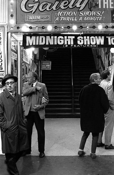 Rennie Ellis, Midnight Show, Kings Cross, 1970-71.