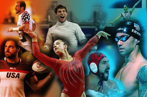 Juegos Olímpicos 2016: 7 atletas judíos americanos para ver en Río - http://diariojudio.com/opinion/juegos-olimpicos-2016-7-atletas-judios-americanos-para-ver-en-rio/203781/