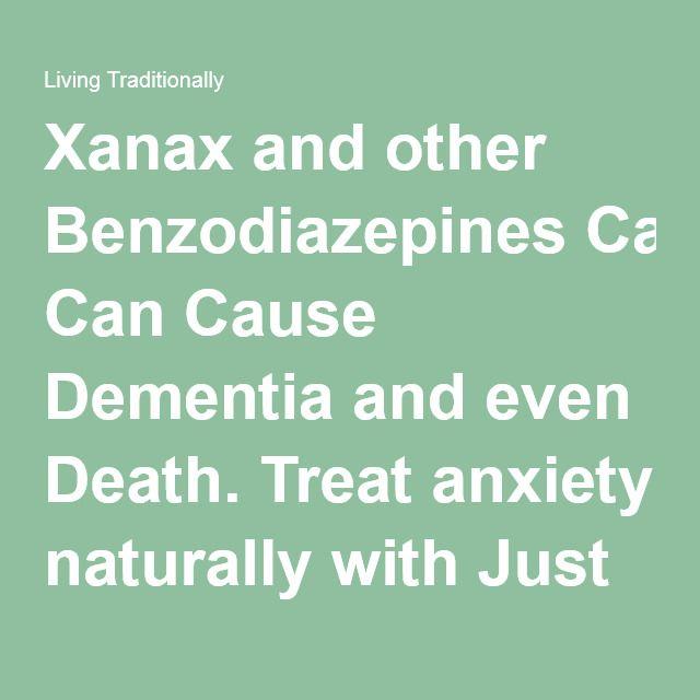 xanax vs ativan for anxiety