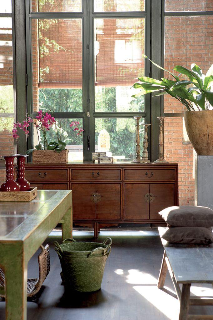 17 beste idee n over aziatisch huis decor op pinterest oosters decor aziatische decoraties en - Sfeer zen lounge ...
