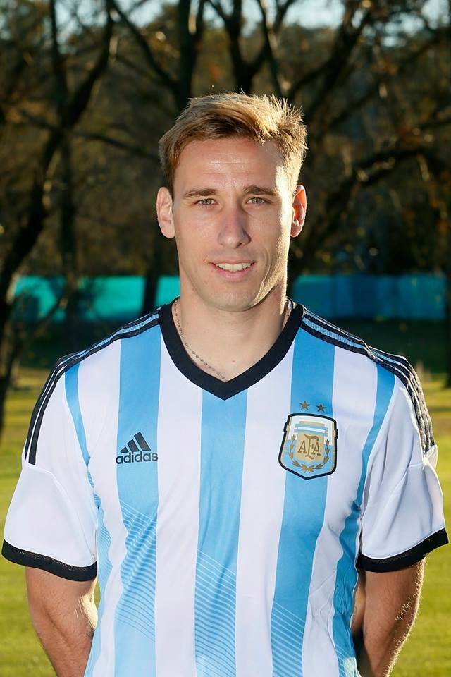Jugadores de la selección Argentina Mundial Brasil 2014 - Lucas Biglia