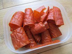 Évkerék receptgyűjtemény: Cukkinis-sárgabarackos gyümölcsbőr