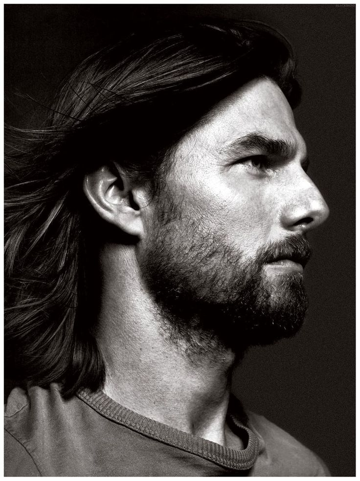 Tom Cruise, Tom Munro - 50 Famous Portrait Photographers You Need to See