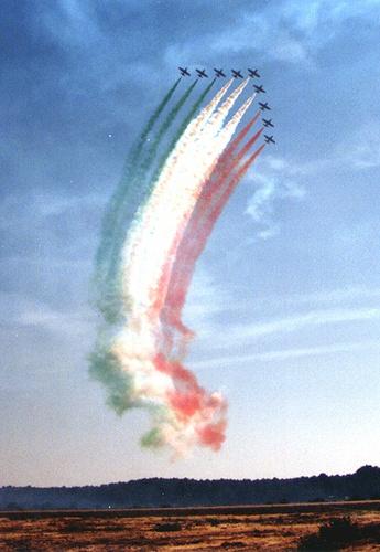 Frecce Tricolori Portugal
