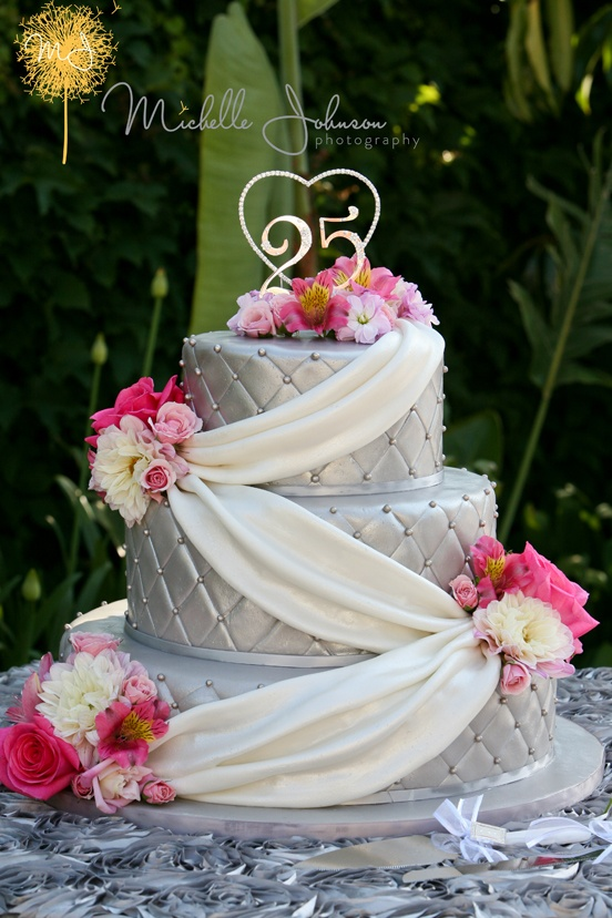 152 Best Images About 25th Wedding Anniversary Party