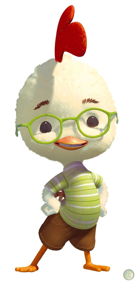 In Disney's latest movie Chicken Little, Chicken Little (Zach Braff, Garden State) is the son of a high school superstar athlete and well-respected person in the town. Description from masalaboard.com. I searched for this on bing.com/images