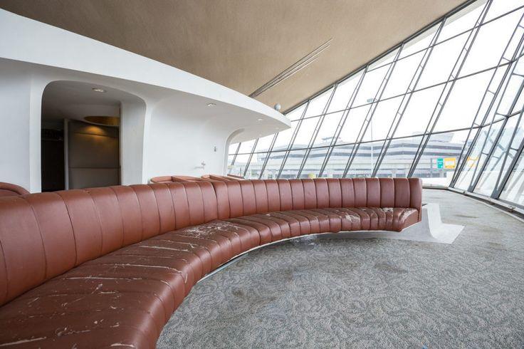TWA Terminal 5 by Eero Saarinen at JFK