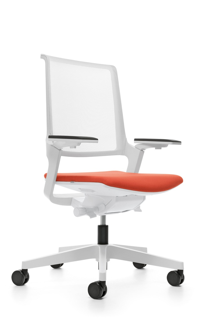 """best contemporary office furniture images on pinterest  - the interstuhl movyis chair has been declared the office chair to """"endclass barriers"""